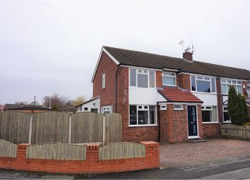 Thumbnail 4 bed semi-detached house for sale in Arnside Avenue, Stockport