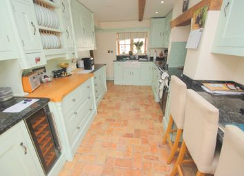 Thumbnail 4 bed terraced house to rent in Low Road, Drayton, Norwich