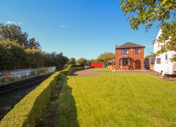 Thumbnail 3 bedroom detached house for sale in (On The Caldon Canal) Shotsfield Street, Milton, Stoke-On-Trent