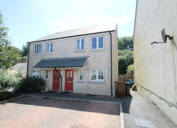 Thumbnail 2 bed semi-detached house for sale in Ember Road, Salcombe