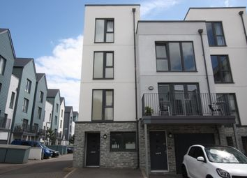 Thumbnail 4 bed town house for sale in Fin Street, Millbay, Plymouth