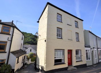 Thumbnail 3 bed link-detached house for sale in Fore Street, Calstock, Cornwall