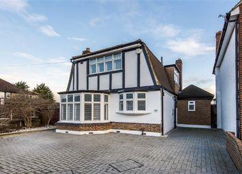 Thumbnail 4 bed detached house to rent in Redway Drive, Whitton, Twickenham