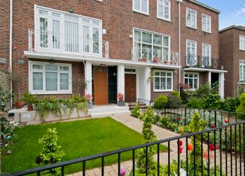 Thumbnail 5 bed terraced house to rent in Marlborough Hill, St John's Wood