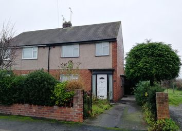 Thumbnail 3 bed semi-detached house for sale in Church View, Pentre, Deeside