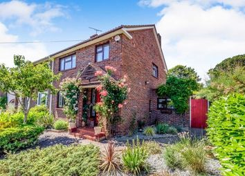 Thumbnail 3 bed semi-detached house for sale in Banks Road, Rochester, Kent