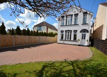 Thumbnail 4 bedroom detached house for sale in Gorleston Road, Oulton, Lowestoft