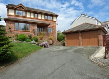 Thumbnail 4 bed detached house for sale in Collen Wen, Llanfairpwllgwyngyll, Sir Ynys Mon, North Wales