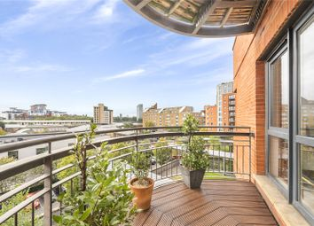 Thumbnail 2 bed flat to rent in New Atlas Wharf, 3 Arnhem Place, London
