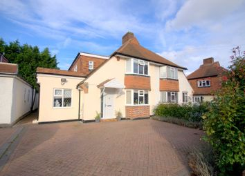 Thumbnail 5 bed property for sale in Knightwood Crescent, New Malden