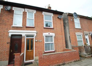 Thumbnail 3 bed end terrace house to rent in Finchley Road, Ipswich