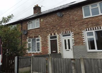 Thumbnail 2 bed terraced house for sale in Molyneux Avenue, Bewsey, Warrington