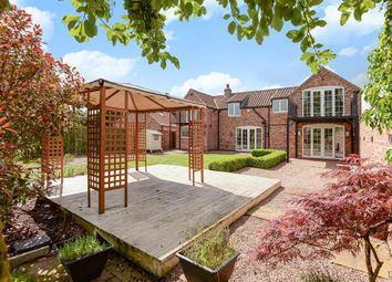 Thumbnail 5 bedroom detached house for sale in Church Lane, Seaton Ross, York