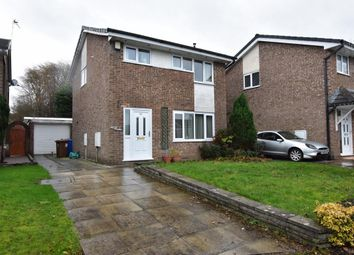 Thumbnail 3 bed detached house for sale in Deerfold, Chorley