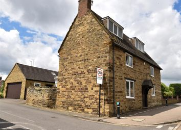 Thumbnail 4 bed detached house for sale in Welford Road, Kingsthorpe, Northampton