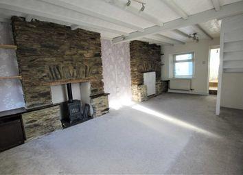 Thumbnail 2 bed end terrace house to rent in Liskeard Road, Callington