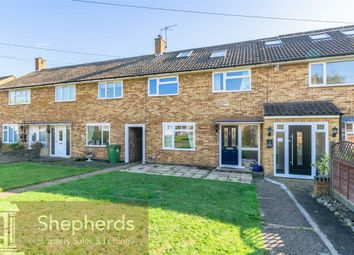Thumbnail 4 bed terraced house for sale in Barrow Lane, West Cheshunt, Hertfordshire