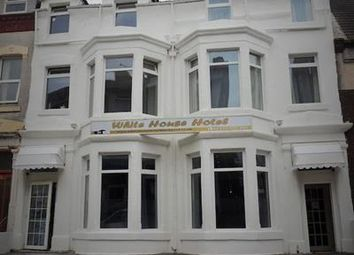 Hotel/guest house for sale in White House Hotel, 44/46, Hull Road, Blackpool, Lancashire FY1