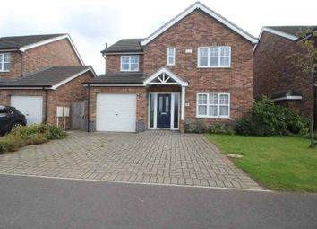 Thumbnail 4 bed detached house for sale in Ennerdale Lane, Scunthorpe, Lincolnshire