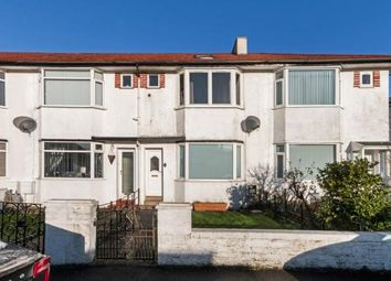 Thumbnail 2 bedroom terraced house for sale in Blythswood Crescent, Largs, North Ayrshire, Scotland