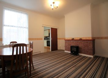 Thumbnail 2 bedroom terraced house to rent in Belmont Avenue, Blackpool, Lancashire