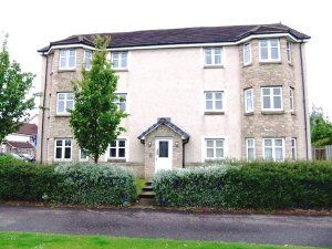 Thumbnail 2 bedroom flat to rent in Peasehill Road, Rosyth