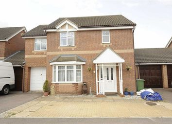 Thumbnail 4 bedroom detached house to rent in Fosse Close, Wellingborough