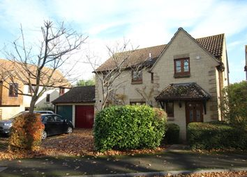 Thumbnail 4 bed detached house for sale in Elder Court Lavender Drive, Calne