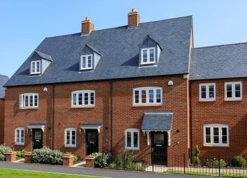"Thumbnail 4 bed terraced house for sale in ""Helmsley"" at Halse Road, Brackley"