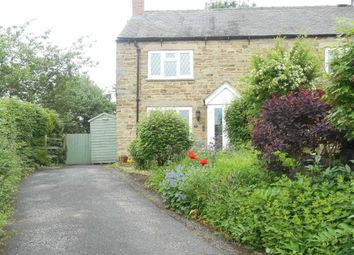 Thumbnail 2 bed semi-detached house to rent in Brook Street, Heage, Derbyshire