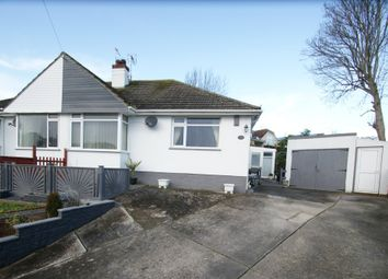 Thumbnail 2 bed semi-detached bungalow for sale in Colley End Road, Paignton