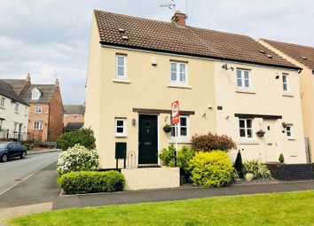 Thumbnail 2 bed semi-detached house for sale in Royal Worcester Crescent, Bromsgrove