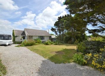 Thumbnail 2 bed detached bungalow for sale in Sennen, Penzance, Cornwall