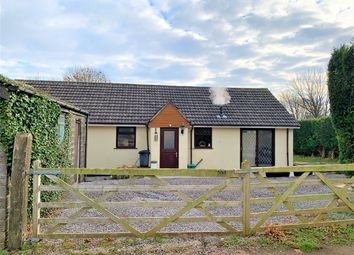 Thumbnail 5 bed detached bungalow for sale in Reynoldston, Swansea