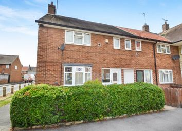 Thumbnail 3 bed end terrace house to rent in Elgar Road, Hull