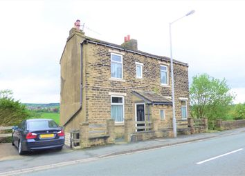 Thumbnail 3 bed detached house for sale in Hebden Road, Haworth, Keighley