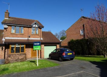 Thumbnail 3 bed detached house for sale in Ashford Road, Whitwick, Leicestershire