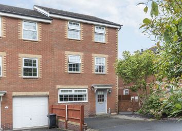 4 bed end terrace house for sale in Chirk Close, Coedkernew, Newport NP10
