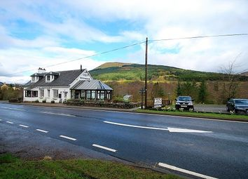 Thumbnail Leisure/hospitality for sale in Balquhidder Station, Lochearnhead