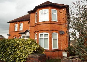Thumbnail 1 bed flat to rent in Bromsgrove Road, Batchley, Redditch