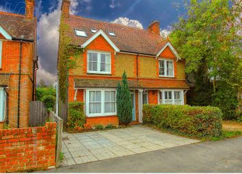 Thumbnail 3 bed semi-detached house to rent in Mead Road, Cranleigh