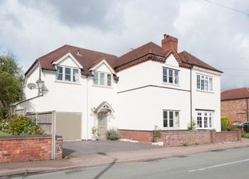 Thumbnail 5 bed semi-detached house for sale in Main Street, Stonnall, Walsall