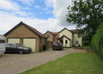 Thumbnail 5 bedroom detached house to rent in Cranes Road, East Carleton, Norwich