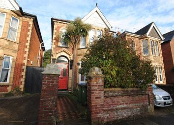 Thumbnail 2 bedroom maisonette for sale in St. Catherines Road, Southampton