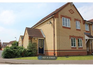 Thumbnail 3 bed semi-detached house to rent in Redwing Close, Peterborough