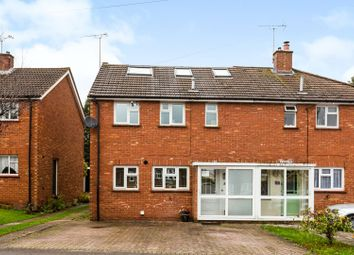 Thumbnail 4 bed semi-detached house for sale in Nightingale Road, Sevenoaks