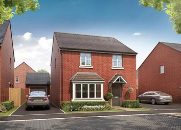 Thumbnail 4 bed detached house for sale in Broughton Chase, Crowfoot Way, Broughton Astley, Leicester