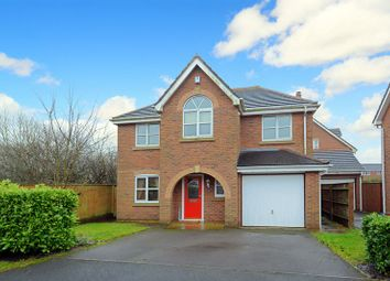 Thumbnail 4 bedroom detached house for sale in Lambeth Drive, Priorslee, Telford, Shropshire.