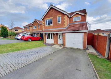 Thumbnail 4 bed detached house for sale in Marigold Place, Derbyshire, Woodville