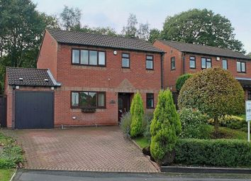 Thumbnail 4 bed detached house to rent in Rockford Close, Oakenshaw South, Redditch